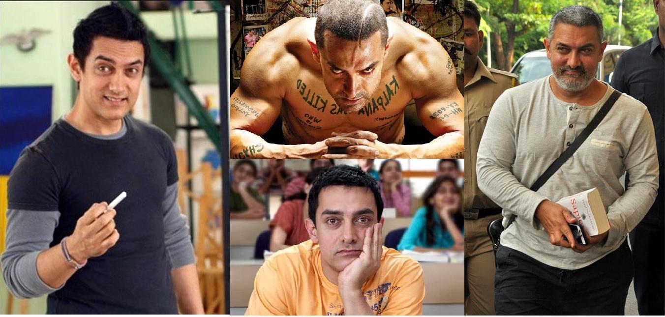 Aamir transformation