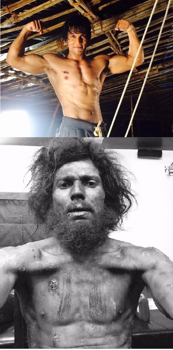 Randeep Hooda Transformation